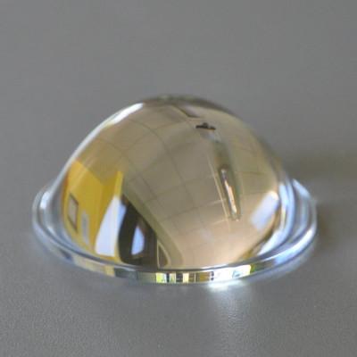 Asférická čočka pro osvětlovací aplikace.